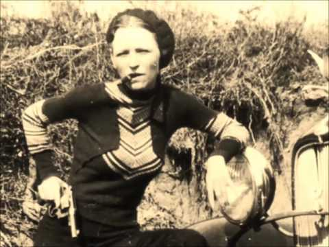 Outlaws  Billy The Kid And Clyde Barrow By Bonnie Parker Read By Jessicaannee