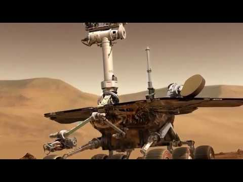 Exploring Mars With The Opportunity Rover