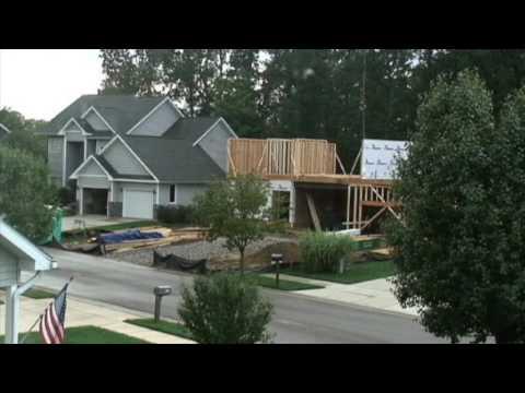 House Build Time Lapse