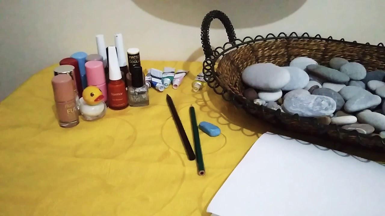 Tas Boyama Yaptik Baykus Youtube