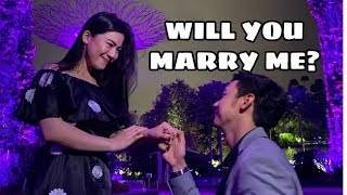 WILL YOU MARRY ME? YES YES YES! | Kado Ulang Tahun Terindah