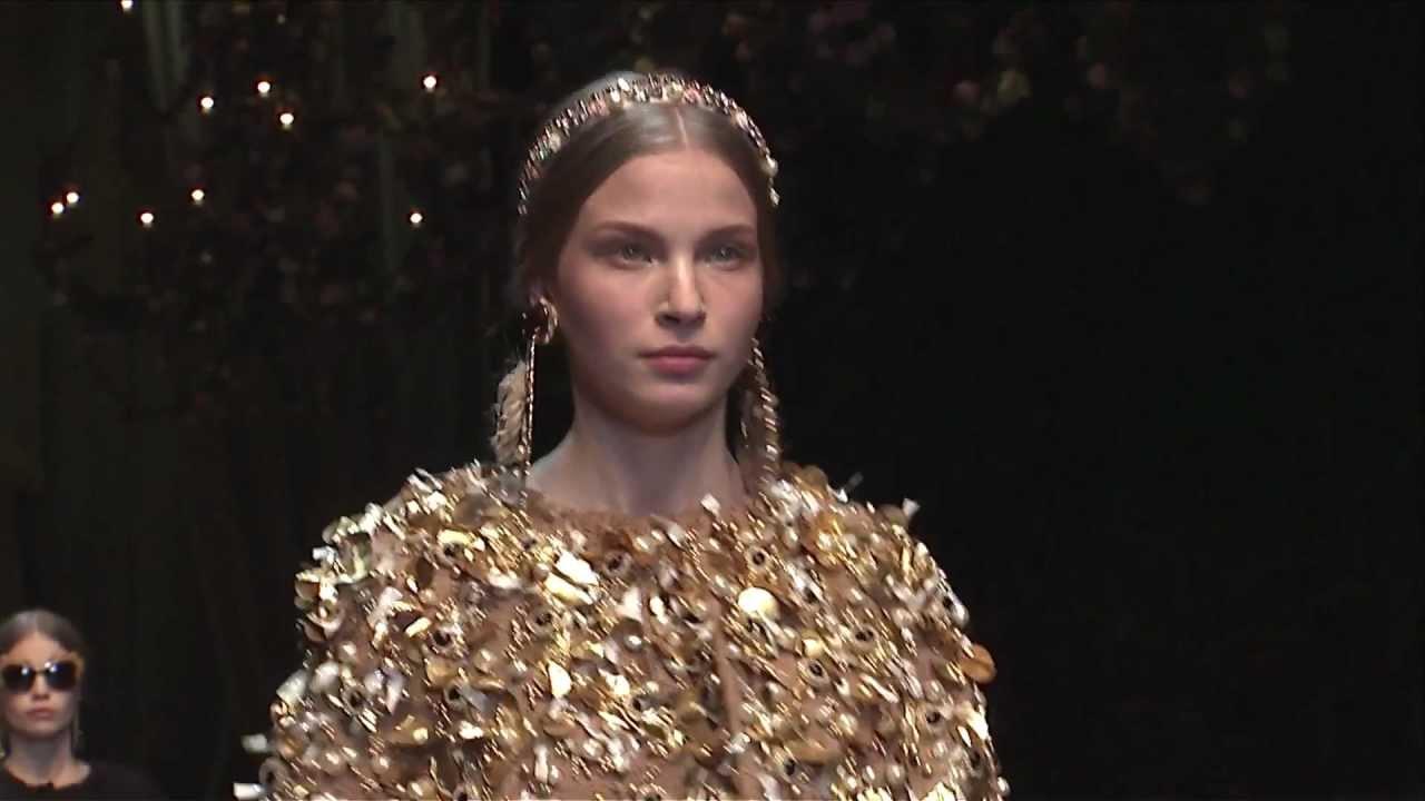 Dolce & Gabbana - Milan Fashion Week (MFW)