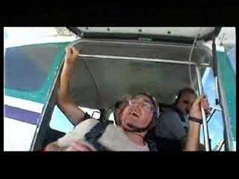 Me SkyDiving In New Zealand