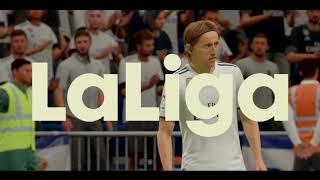 FIFA 19 - Real Madrid vs Atlético Madrid @ Estadio Santiago Bernabéu