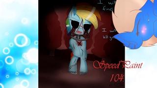 SpeedPaint: Rainbow Dash Amnesia #104
