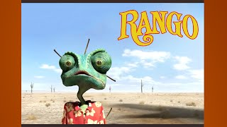 Rango Gameplay Zombie Invasion PS3 {1080p 60fps}