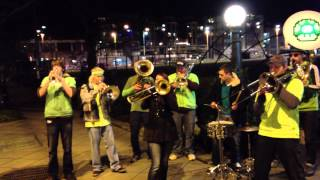 D20 Brass Band: Mexican Flyer (starts 30s in)