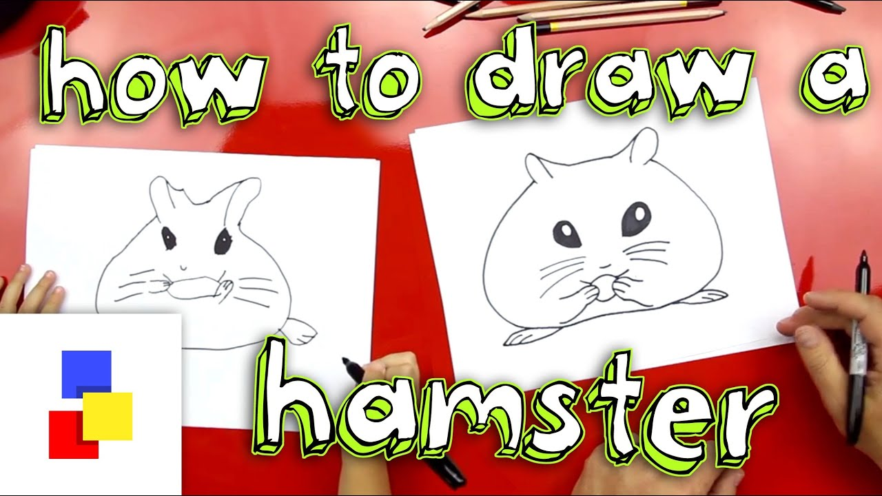 Uncategorized How To Draw A Cute Hamster how to draw hamster youtube