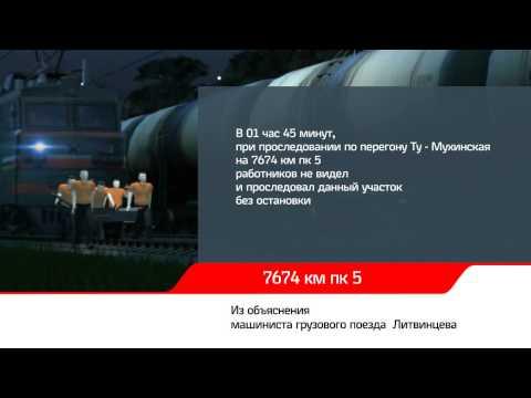 Групповой несчастный случай со смертельным исходом на Шимановской дистанции пути