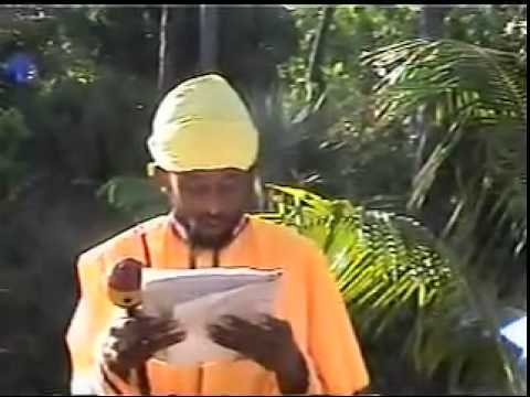 Reading Of The Boboshanti Principal Sheet.