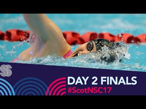 Day 2 Finals | Scottish National Short Course Championships 2017