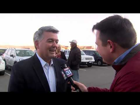 Senator Gardner on 2020 chances following Colorado `blue wave`