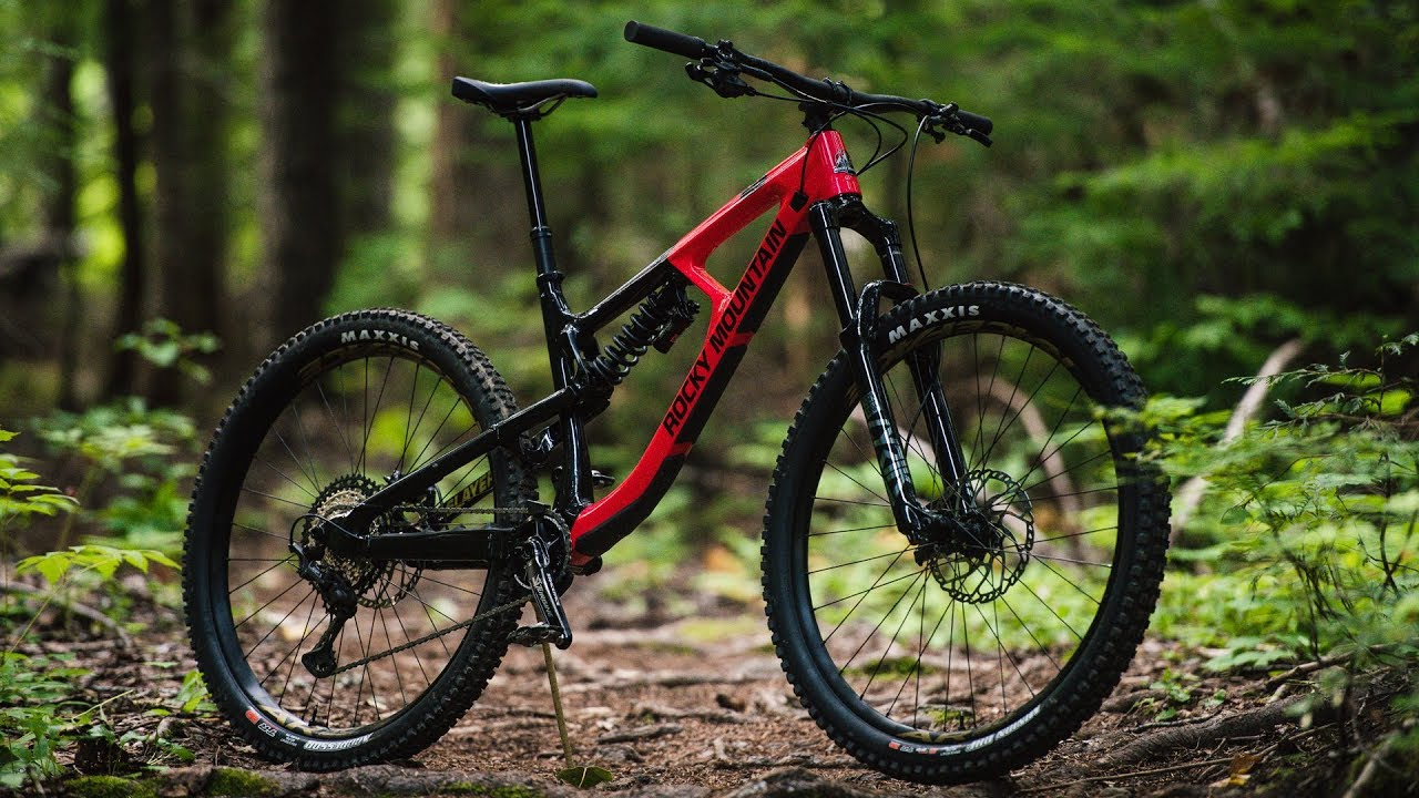 The 2020 Rocky Mountain Slayer is Here    and it's getting