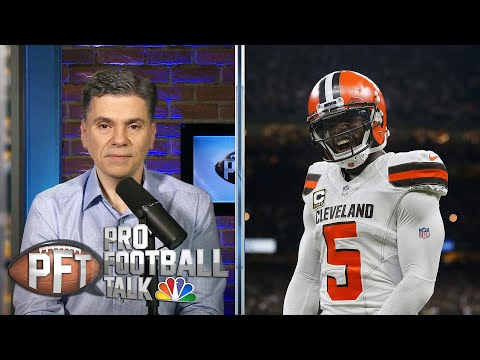 PFT Overtime: Will Chargers use Tyrod Taylor with Philip Rivers? | Pro Football Talk | NBC Sports