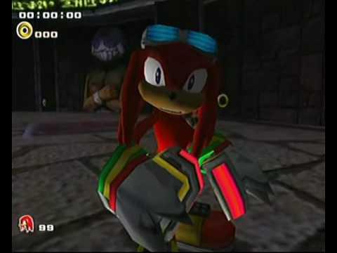 Sonic Adventure 2 - Hero Bosses