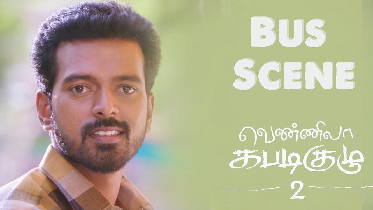 Download Vennila Kabaddi Kuzhu 2 | Tamil Movie | Bus Scene | Vikranth | Arthana Binu | (English Subtitles)