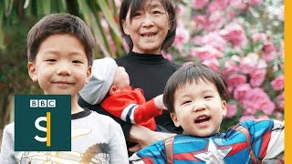 Our grannies are the strongest women we know - BBC Stories