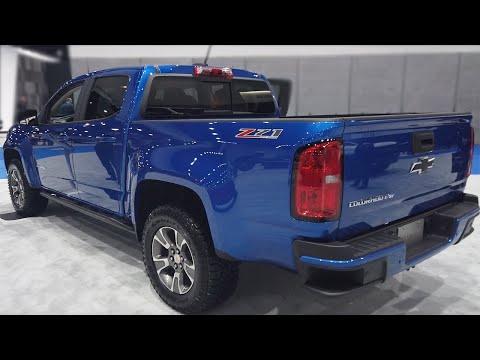 2020 Chevrolet Colorado Z71 - Exterior And Interior Walkaround - 2020 San Diego Auto Show