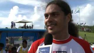 2014 FIFA World Cup Qualifiers - Stage 1 Oceania / American Samoa vs Cook Islands Highlights