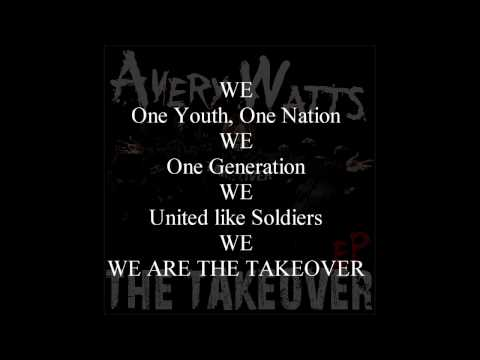 "Avery Watts - ""The Takeover"" (EP Version) - Song with Lyrics"