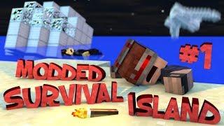 МАЙНКРАФТ: Выживание на острове Зомби - ЗАКОНЧЕНО