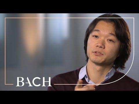 Sato on Bach Violin Partita No. 2 in D minor BWV 1004 | Netherlands Bach Society