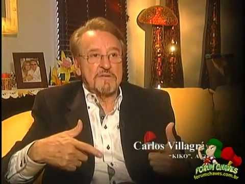"""La história detrás del mito - Carlos Villagrán """"Quico"""""""