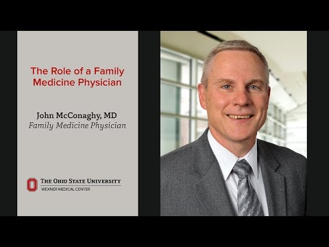 The Role of a Family Medicine Physician
