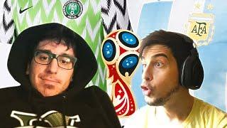 ARGENTINA (alexby) VS (mangel) NIGERIA