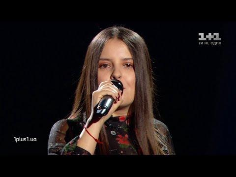 "Marina Fizhdelyuk – ""Kolomyika"" – Blind Audition – The Voice of Ukraine – season 9"