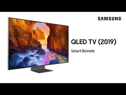 Samsung QLED TV 2019: Smart Remote