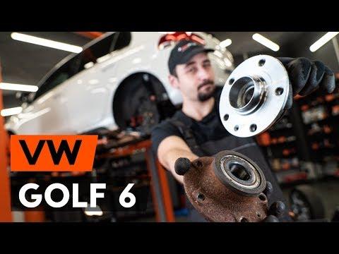 Comment Remplacer Un Roulement De Roue Arrière Sur VW GOLF 6 (5K1) [TUTORIEL AUTODOC]