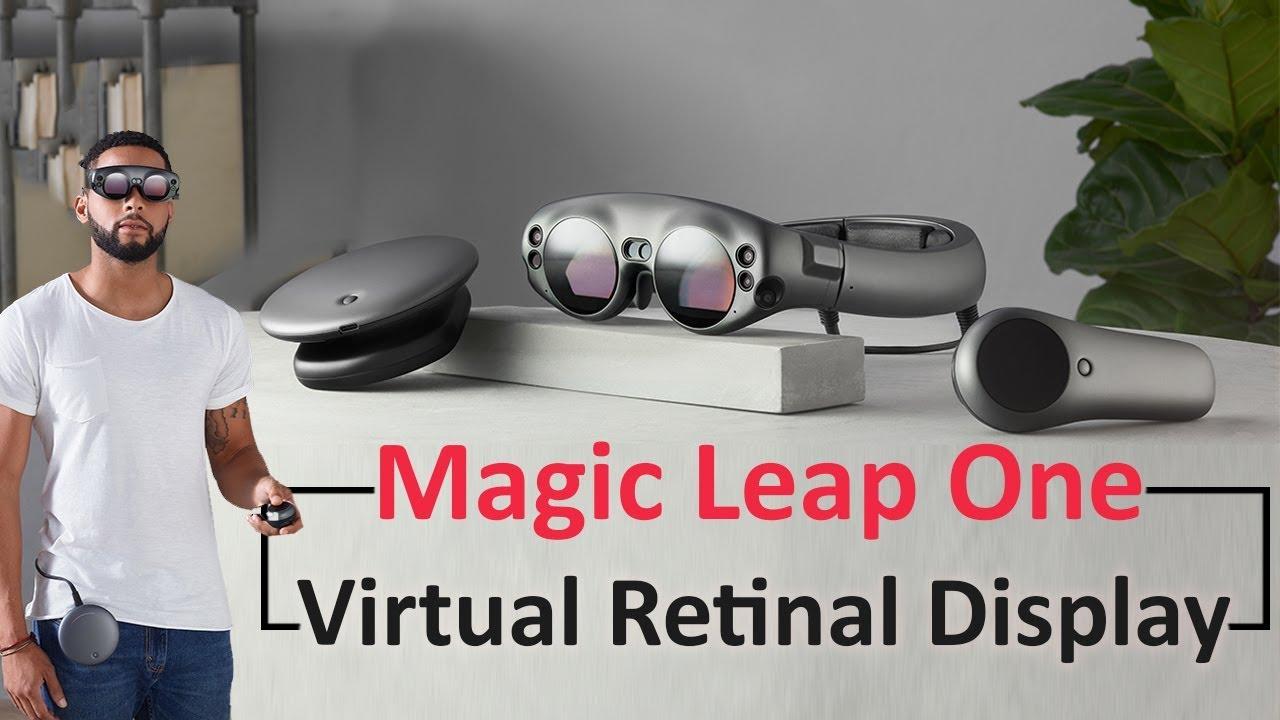 Image result for Virtual Retinal Display