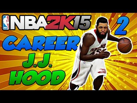 NBA 2K15 My Career #2 - First NBA Game - Shut Up, Al Horford (NBA 2k15 My Player Career)