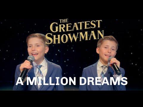 Sharpe Family Singers - A Million Dreams (The Greatest Showman)