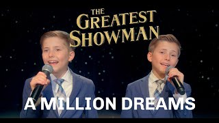 Sharpe Family Singers - A Million Dreams (The Greatest Showman)