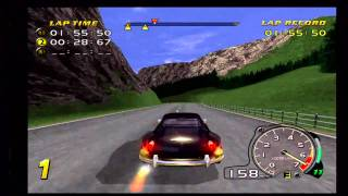 Speed Devils Dreamcast - Aspen Summer HD