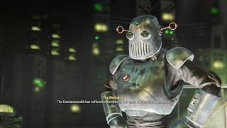 Fallout 4 - Automatron DLC - Peaceful Ending (Successful Speech Challenges)