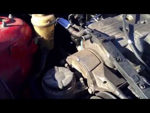 How much does it cost to replace a power steering pump on a ford focus