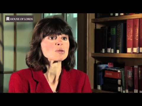Baroness Parminter | Stories of Democracy | House of Lords