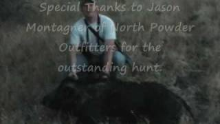 Northern California Wild Pig Hunting