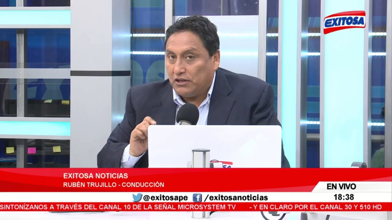Exitosa Noticias en vivo - YouTube 195700b7c896f