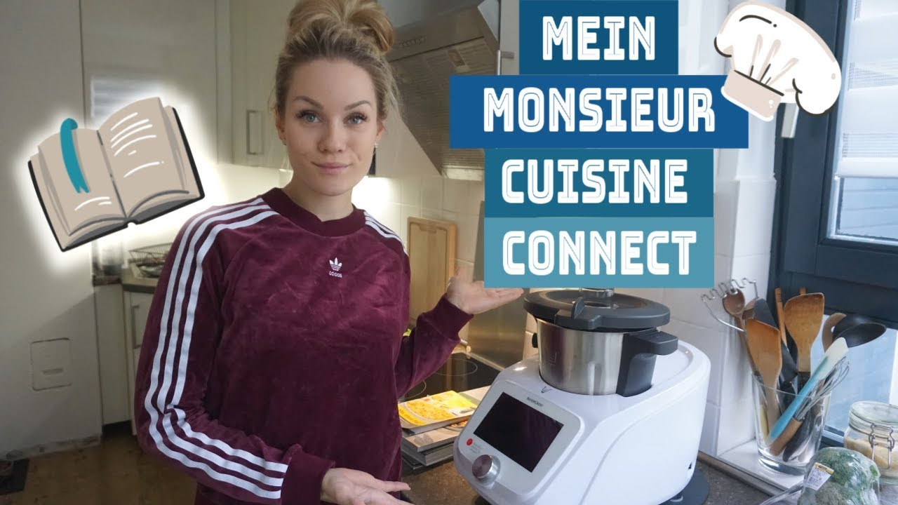 monsieur cuisine connect thermomix rezepte nutzen kochbucher mslavender