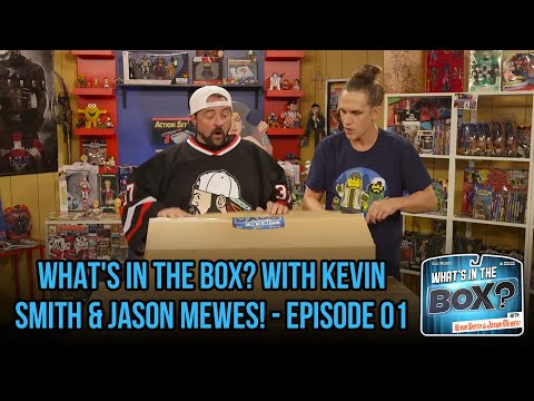 What's in the Box? with Jay & Silent Bob! - Episode 01