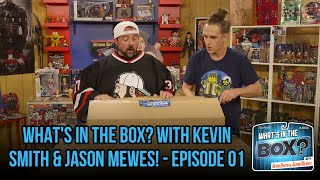What's in the Box? with Kevin Smith & Jason Mewes! - Episode 01