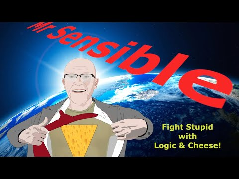 Mr Sensible LIVE ! Chat with a Flat Earther (28/9/19) thumbnail