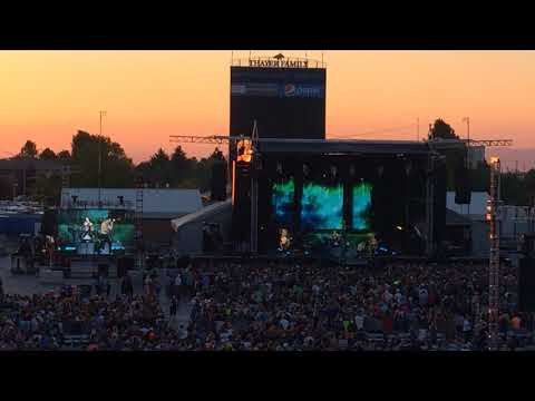 Imagine Dragons - Natural (Live in Bozeman MT 7-26-18)