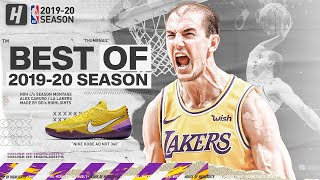 Alex Caruso BEST Lakers Highlights from 2019-20 NBA Season!