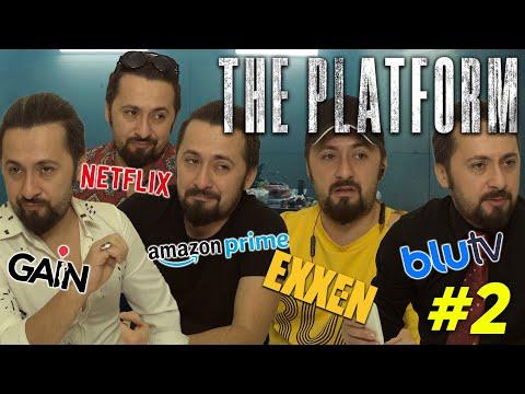 THE PLATFORM - BÖLÜM 2   KAYNAŞMA