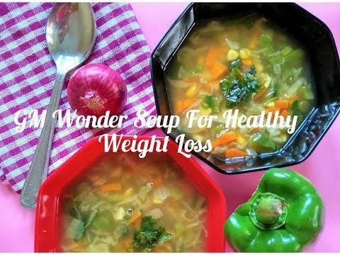 General motors diet plan wonder soup